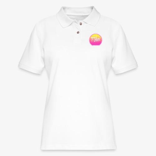 Una Vuelta al Sol - Women's Pique Polo Shirt