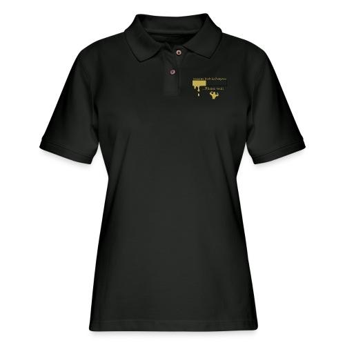 summer body - Women's Pique Polo Shirt