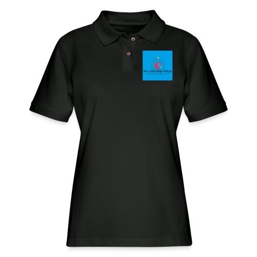 Debs Creative Design Boutique 1 - Women's Pique Polo Shirt