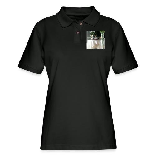 Spread the Love! - Women's Pique Polo Shirt