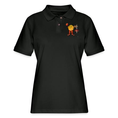 Bad Dream - Women's Pique Polo Shirt
