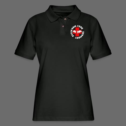 Schwarm-Care Official Merch - Women's Pique Polo Shirt