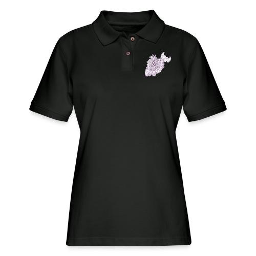 Doodlefish - Women's Pique Polo Shirt