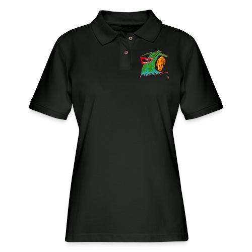 Wave of Fear - Women's Pique Polo Shirt