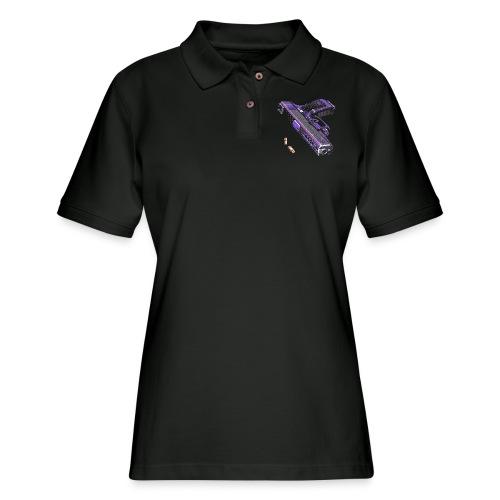 Gun - Women's Pique Polo Shirt