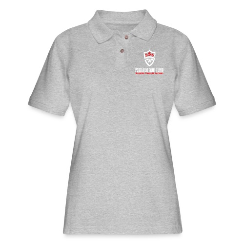 Powerlifting Team - Women's Pique Polo Shirt
