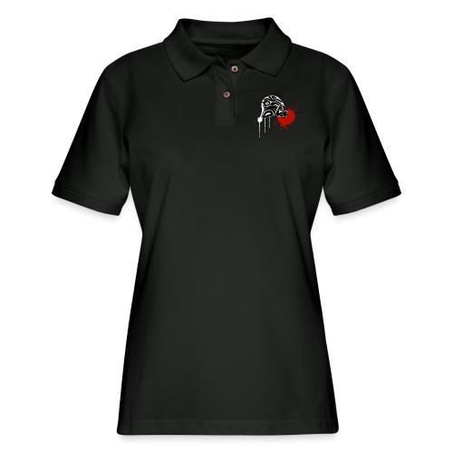 Dark Side - Women's Pique Polo Shirt