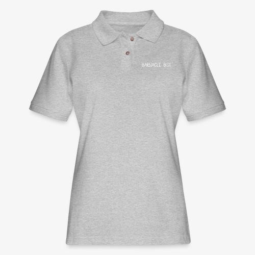 barnacle boi - Women's Pique Polo Shirt
