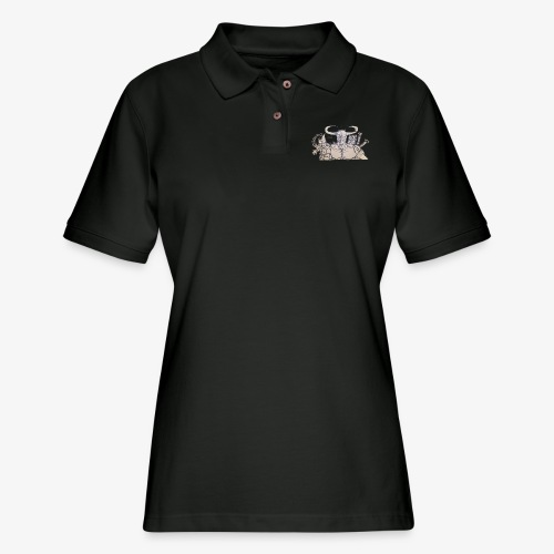 bdealers69 art - Women's Pique Polo Shirt