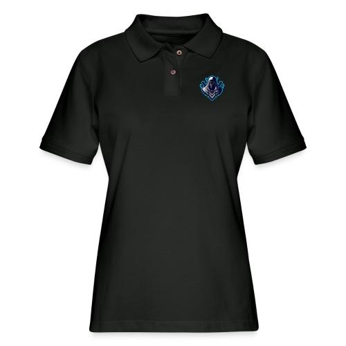 CASUAL DEGREE - Women's Pique Polo Shirt