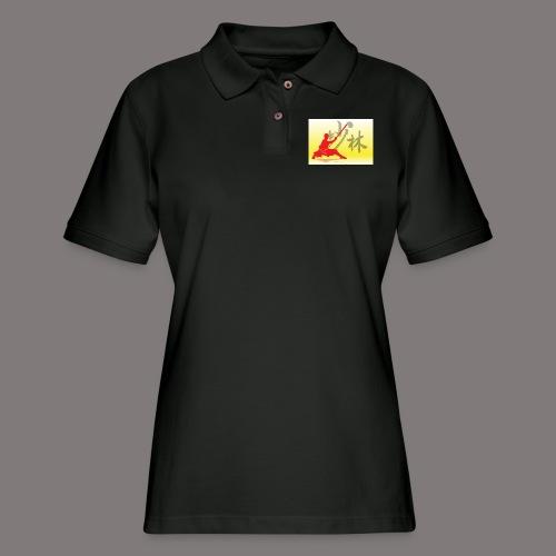 RMA logo T-Shirts - Women's Pique Polo Shirt