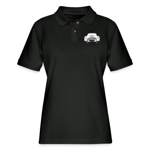 aston martin - Women's Pique Polo Shirt