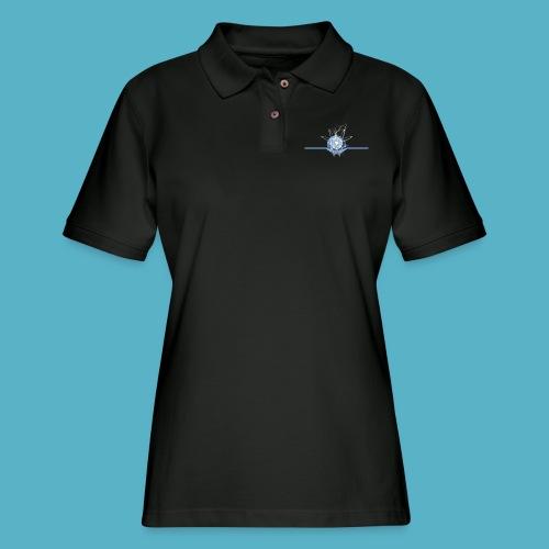 Blue Sun - Women's Pique Polo Shirt
