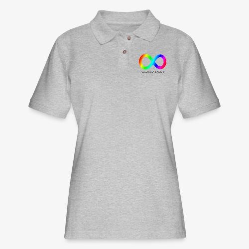Neurodiversity - Women's Pique Polo Shirt
