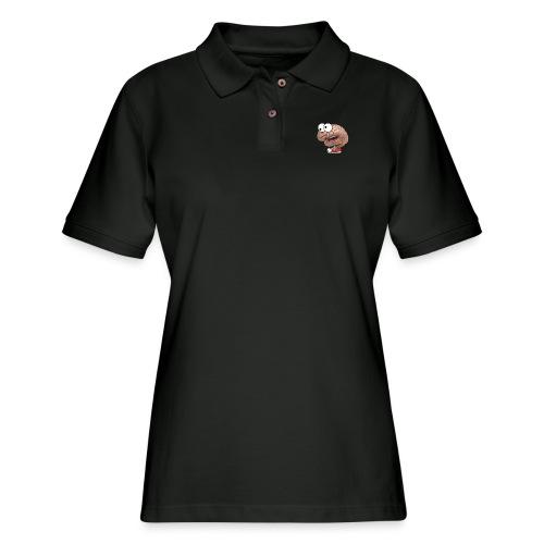 Bwainiac - Women's Pique Polo Shirt