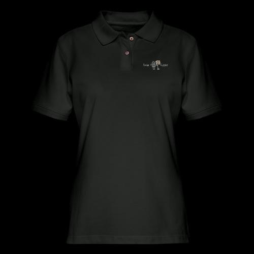 imageedit 1 4291946001 - Women's Pique Polo Shirt