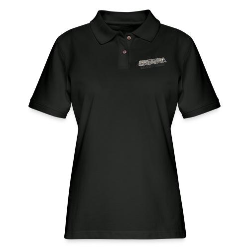 AMF 25 - Women's Pique Polo Shirt