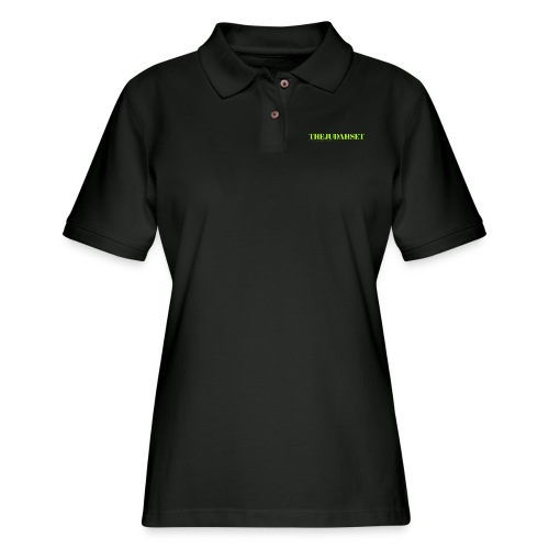 THEJUDAHSET - Women's Pique Polo Shirt