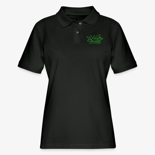 XWS Fitness - Women's Pique Polo Shirt