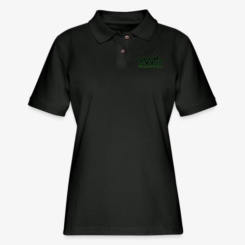 XWS Logo - Women's Pique Polo Shirt