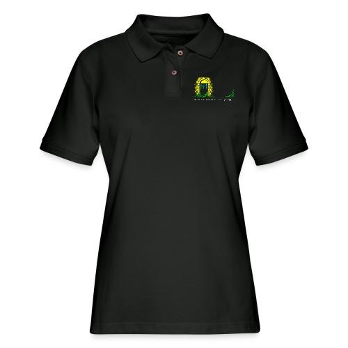 Dare! - Women's Pique Polo Shirt