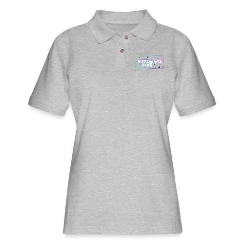 NateDawg Gamez Merch - Women's Pique Polo Shirt