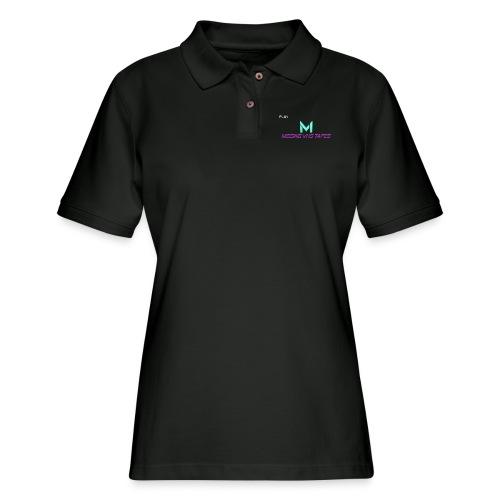 MVT updated - Women's Pique Polo Shirt