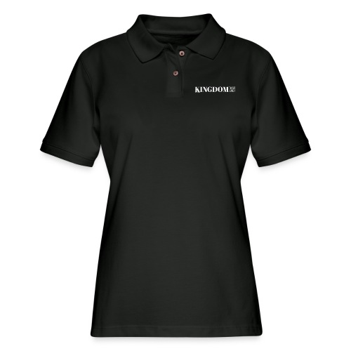 Kingdom Thought Leaders - Women's Pique Polo Shirt