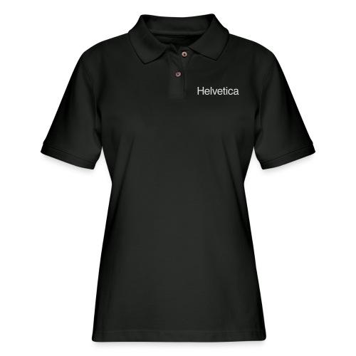 Design 1 - Women's Pique Polo Shirt