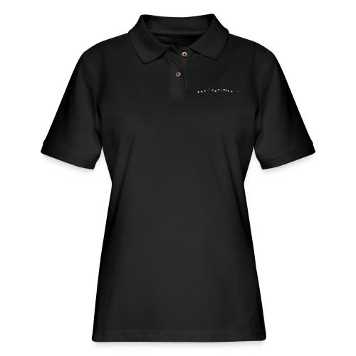 Bear McCreary: Thirteen Notes - Women's Pique Polo Shirt