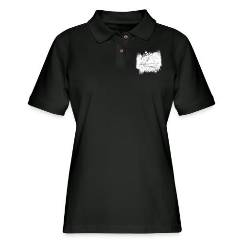 Listen to Hardrock - Women's Pique Polo Shirt