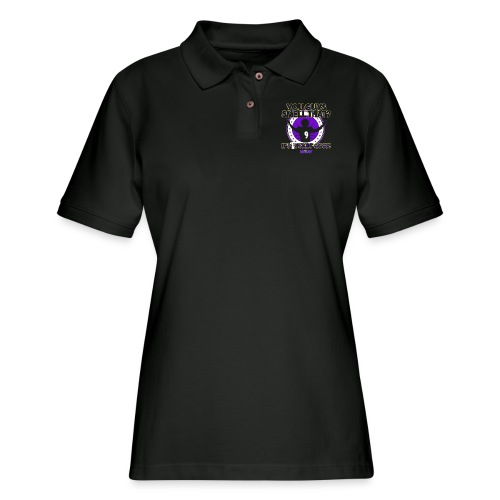 What's Updog? - Women's Pique Polo Shirt