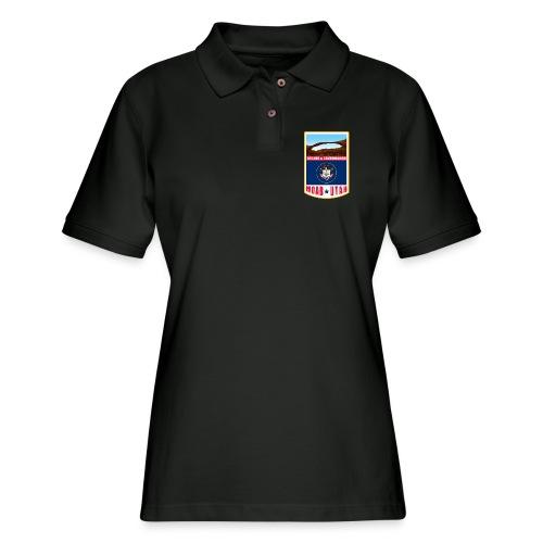 Utah - Moab, Arches & Canyonlands - Women's Pique Polo Shirt
