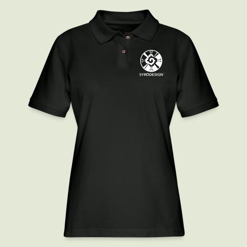 4 Accords Toltèques - Women's Pique Polo Shirt