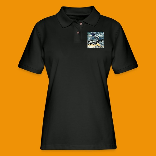 Freedom - Women's Pique Polo Shirt