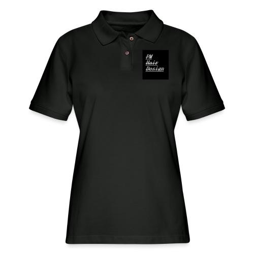 PM Hair Design - Women's Pique Polo Shirt