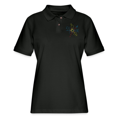 Universally Equal - Women's Pique Polo Shirt