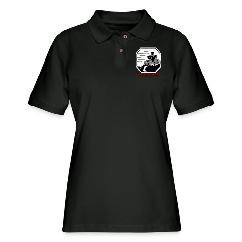 Stag's Peak - Women's Pique Polo Shirt