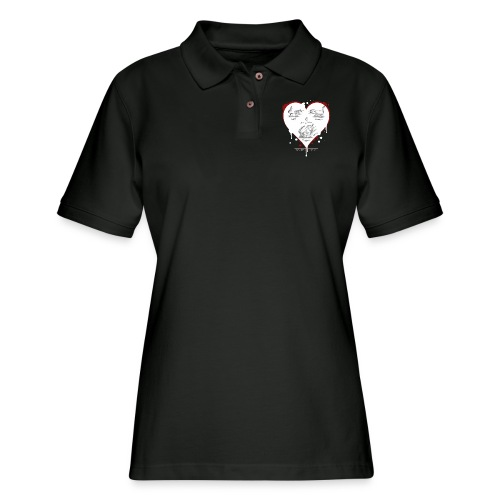 Hornyporn - Women's Pique Polo Shirt