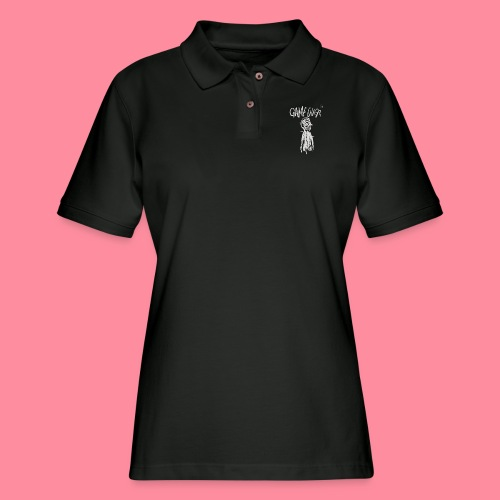 Game Over - Women's Pique Polo Shirt