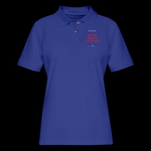 SSP Chat - Women's Pique Polo Shirt