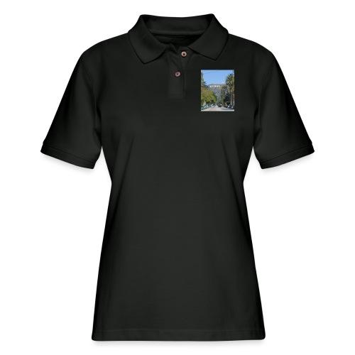 RockoWood Sign - Women's Pique Polo Shirt