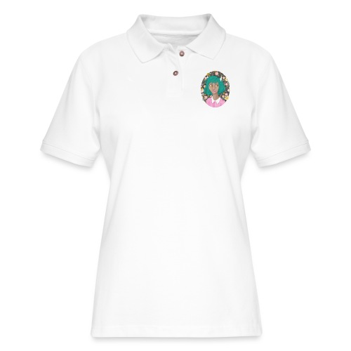 Fang - Women's Pique Polo Shirt