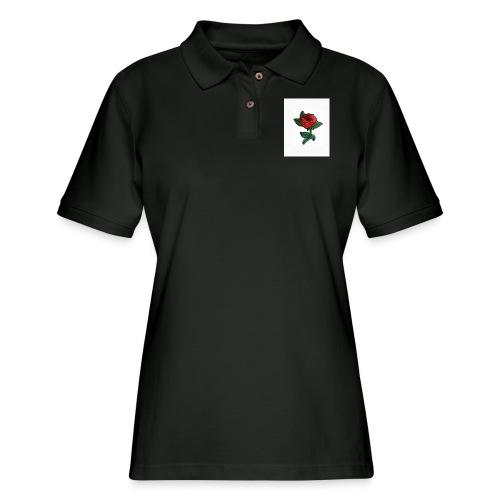 IMG 1324 - Women's Pique Polo Shirt
