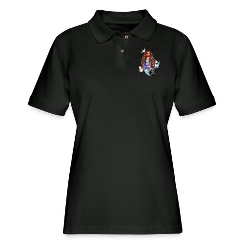 Mermaid dream - Women's Pique Polo Shirt