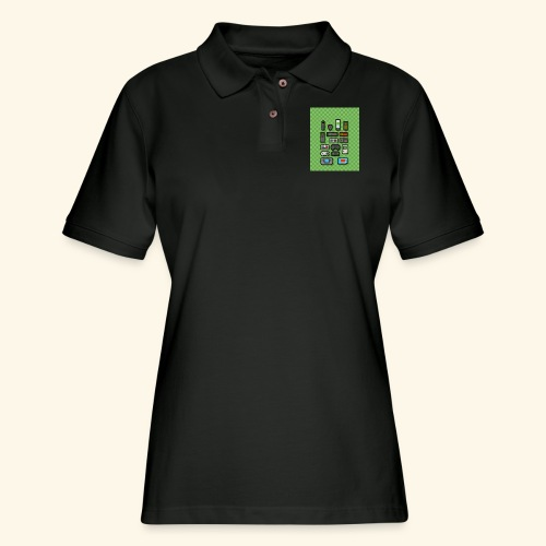 controller handy - Women's Pique Polo Shirt