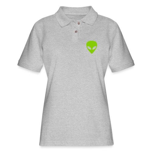 Alien - Women's Pique Polo Shirt
