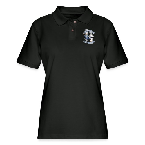Like Excalibur - Women's Pique Polo Shirt