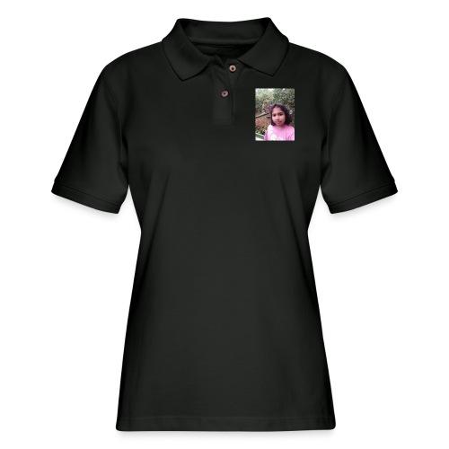 Tanisha - Women's Pique Polo Shirt