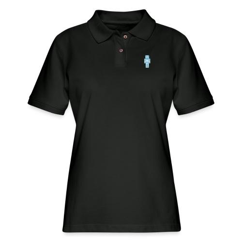 Diamond Steve - Women's Pique Polo Shirt